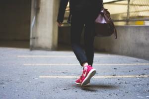 chůze je zdravá
