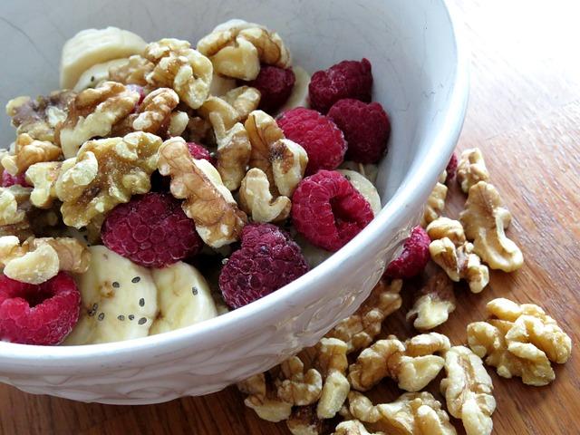 7 potravin pro zdravou a krásnou pokožku