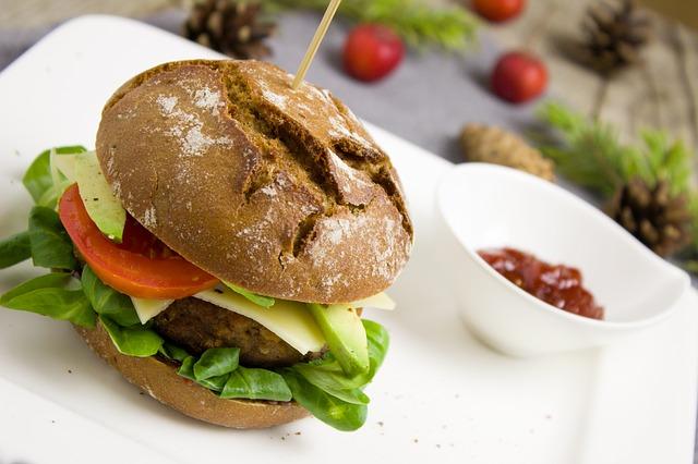 Domácí burger se skvělými hodnotami