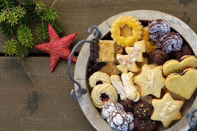 Proč se nebát vánočního cukroví?